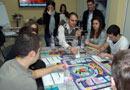 Ученици показаха завидни умения по предприемачество и финансова грамотност в играта Потоци пари