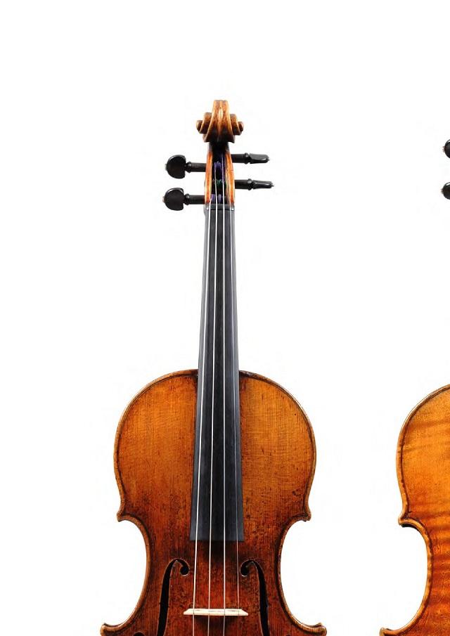 300 годишна цигулка