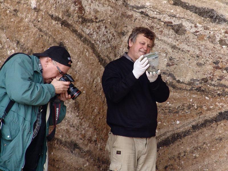 археолози в Караново