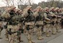 рота Афганистан посрещане