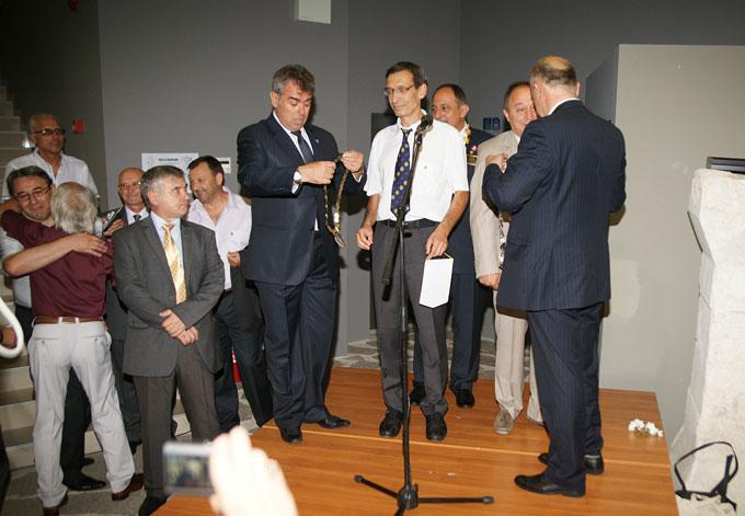 Церемония на Ротари дистрикт България в Регионален исторически музей - Стара Загора