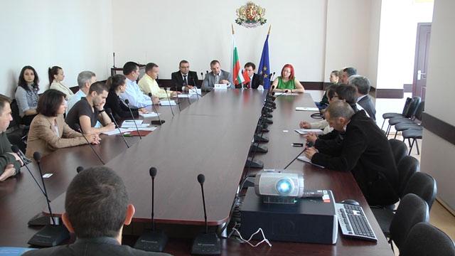Българо-китайската търговско-промишлена камара - среща в Стара Загора