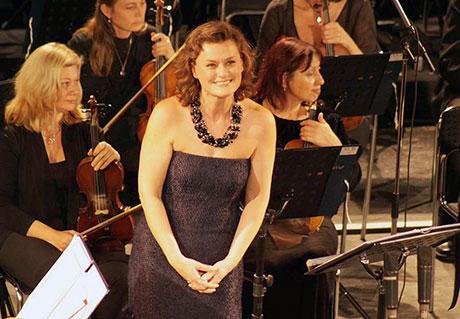концерт на Веселина Кацарова