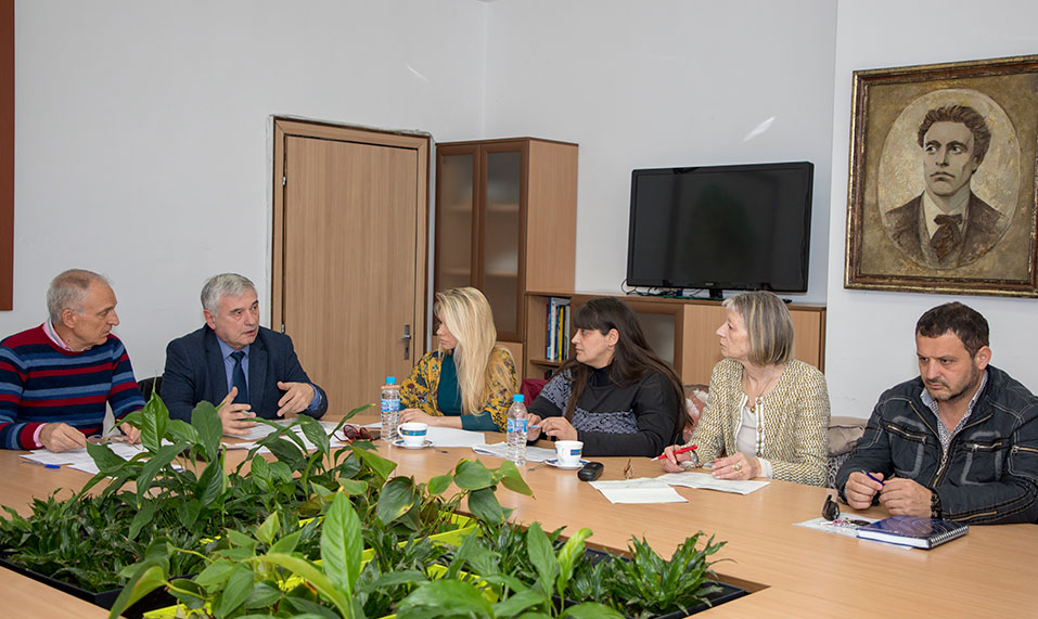 заседание на Програмния съвет за оценка и управление качеството на атмосферния въздух към Община Стара Загора