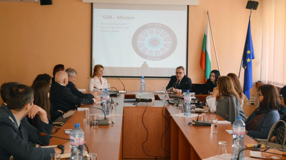ЕГНОС и Галилео в подкрепа на българската икономика